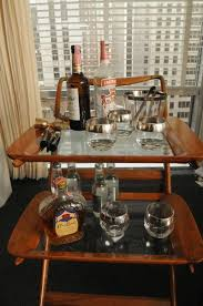 mad men furniture. Don\u0027s Italian-made Bar Cart\u2014now At The Smithsonian\u2014is Higher Than Most Mad Men Furniture