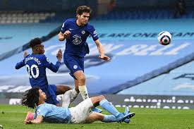 Эфир стартует в 21:45 (на матч тв. Man City 1 2 Chelsea Fc Thomas Tuchel Keeps Pep Guardiola Waiting For Premier League Title Evening Standard