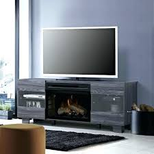 infrared electric fireplace tv stand medium size of rustic stands club bennett in infrared electric fireplace