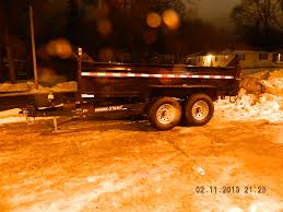 dump trailer finally decided what i am buying page  new dump trailer