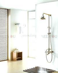 copper shower head outdoor showers australia mootstreet com