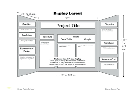 Template For Science Fair Project Science Project Outline Template Science Fair Template Unique