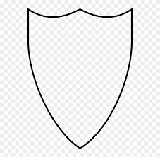 Free Clipart Swiss Shield Victorwestmann Shield Coloring Page