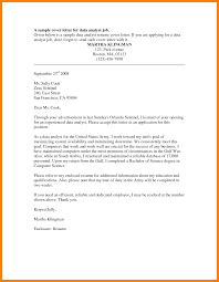 Best Cover Letters For Internal Positions With 7 Cover Letter For