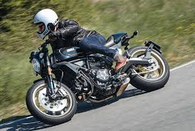 review ducati s new scrambler cafe racer is a a relative bargain