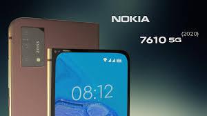 Tech shockin - Nokia 7610 5g 2020 re ...