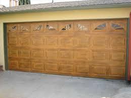 wood double garage door. Wood Double Garage Door Remicooncom