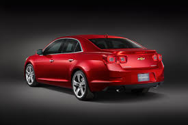 The 2013 Chevy Malibu Turbo. A Swift Kick in The Pants.