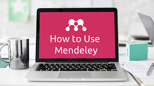 How To Use Mendeley Researchers Guide 2019
