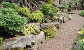 rock gardens cording landscape design