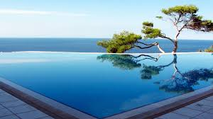 infinity pool singapore wallpaper. Pool To Ocean HD Wallpaper Live HQ Pictures Images Infinity Singapore