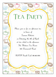 Kitchen Tea Party Invitation Doc Kitchen Tea Party Invites Kitchen Tea Teapot Shower