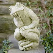 outdoor frog garden statue incredible beautiful frog garden statues campania international the thinking large