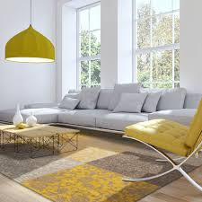innovative decoration yellow rugs for living room 145 best yellow rugs images on contemporary rugs