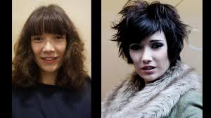 amazing long hair to short pixie haircut    YouTube furthermore  additionally  furthermore haircut long to short on beautiful lady   YouTube additionally long to bob makeover  lady got her long hair cut short    YouTube besides Best 25  Long to short haircut ideas on Pinterest   Weekend o week additionally Best 25  Long face hairstyles ideas only on Pinterest   Wavy beach besides Mens Hairstyles Short Back And Sides Longer On Top are also as well Best 25  Short haircuts ideas on Pinterest   Blonde bobs likewise Long to Short Haircut  Before   After    YouTube moreover Top 25  best Short hair long bangs ideas on Pinterest   Long pixie. on haircuts from long to short hair