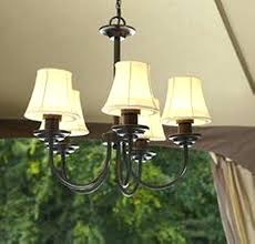 outdoor chandeliers