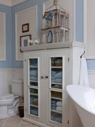 office in the home. Home Office: Photos Hgtv Regarding Vintage Bathroom Storage For Office Pics Design In The S
