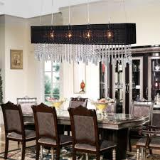 modern rectangular crystal chandelier chandelier outstanding dining room chandeliers modern