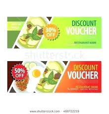 Free Coupon Templates A Template Lab Breakfast Meal