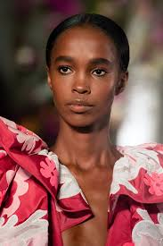 Black Couture Fashion Designers Model Judy Kinuthia Valentino Spring 2019 Couture In 2019