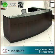 office counter design. Desks: Modern Reception Desk Furniture Design Front Counter With Top F: Office