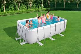 bestway pool set review real homes