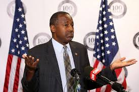 The Ben Carson secret that Democrats can t bear to face New.