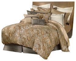 4 piece piedmont super queen comforter