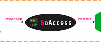 use goaccess to yze haproxy logs