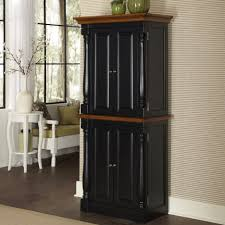 Oak Kitchen Pantry Cabinet Kitchen Kitchen Pantry Storage Cabinet With Kitchen Storage