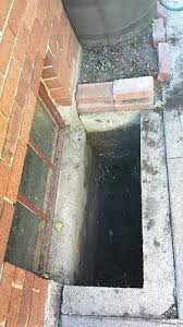 window well drainage. Window Well Drainage Had A Drain Leading To That Weeper But Its Equally Possible The Is Completely Separate And No Egress Systems