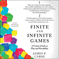 Infinite Life Design Finite And Infinite Games A Vision Of Life As Play And Possibility Audiobook