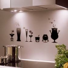 Decorating Kitchen Walls Kitchen Exciting Kitchen Wall Decorating ...