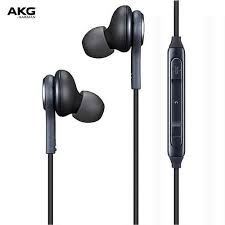 <b>AKG</b> In Ear Earphones with Mic <b>3.5mm Wired In line</b> Earphones for ...