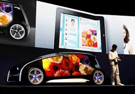 Car Painting Design App Picture Of The Day A Car You Paint With An App The Atlantic