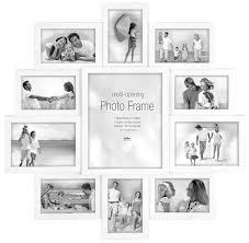 multiple picture frames wood. Multiple Picture Frames Wood Nine Multi Photo Frame Dark Effect . E