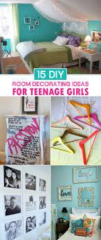 diy room decorating ideas teenage girls girl fun bedrooms little bedroom nice cool toddler teen small