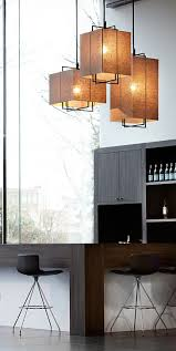 Dining Room Lamp Shades Modern Kitchen Table Lighting Hanging