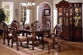 Tuscany Dining Room Furniture Gorgeous Decor Amazing Dining Room - Formal dining room set