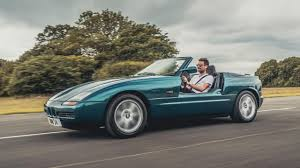 BMW Convertible bmw retro car : Retro review: the oddly doored BMW Z1 (1989-1991) | Top Gear