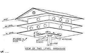 martin bird house plans. Simple Design Purple Martin Bird House Plans Sophisticated Photos Best Inspiration N
