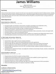 Physician Assistant Sample Resume Physician Assistant New Grad Resume Medical Cover Letter