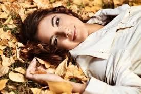 Colour Analysis - <b>Autumn Woman</b>