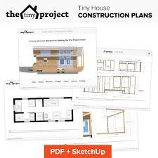 floor plans for tiny houses. Delightful Design Tiny Houses On Wheels Floor Plans House Blueprint For Construction
