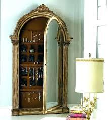 over the door jewelry armoire over the door mirrored jewelry over the door jewelry medium image