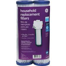 How To Replace Ge Water Filter Ge Household Replacement Filters Fxwpc The Home Depot