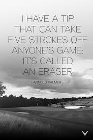 Golf Quotes Cool 48 Best Golf Quotes Of AllTime Colorado AvidGolfer
