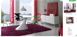 Modern Dining Rooms Color - Dining room sets with colored chairs