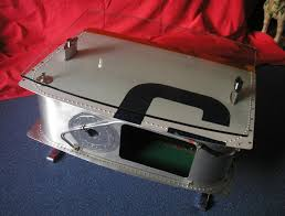 Airplane Wing Coffee Table Aircraft Wing Tank Coffee Table Home Alchemy