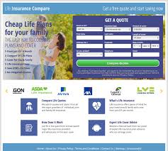 life insurance quote uk compare life insurance quotes